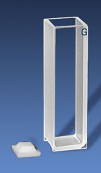 G Standard Cell Cuvette with Lid
